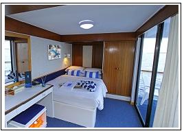 Atoll Explorer Cabin