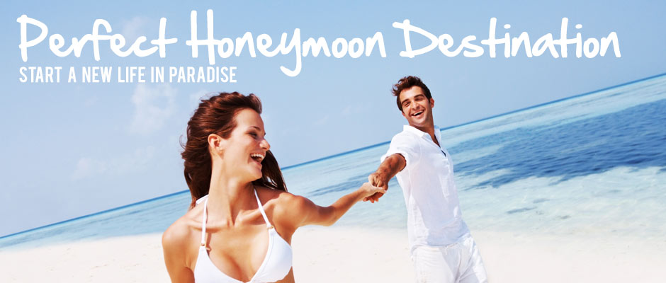 Maldives Honeymoon Destination