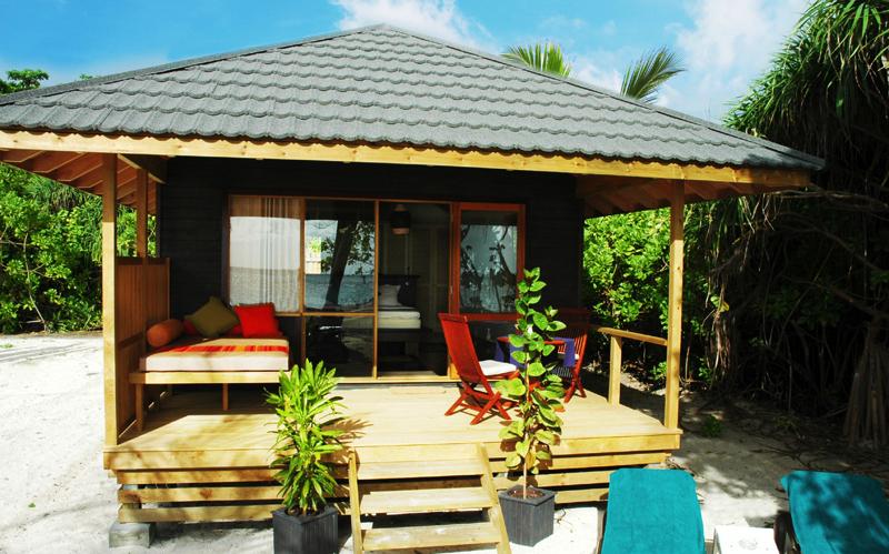 Kuredu Island Resort Beach Villa