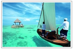 Two Centre Holiday Bangkok and Maldives sailing