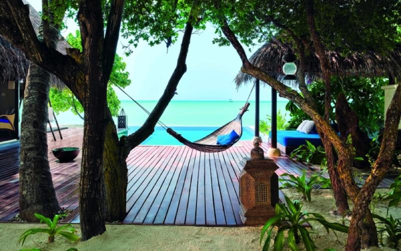 Taj Exotica ResortMaldives
