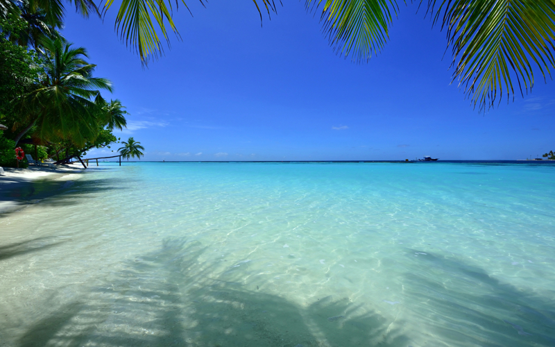 The Pearl Necklace that is the Maldives