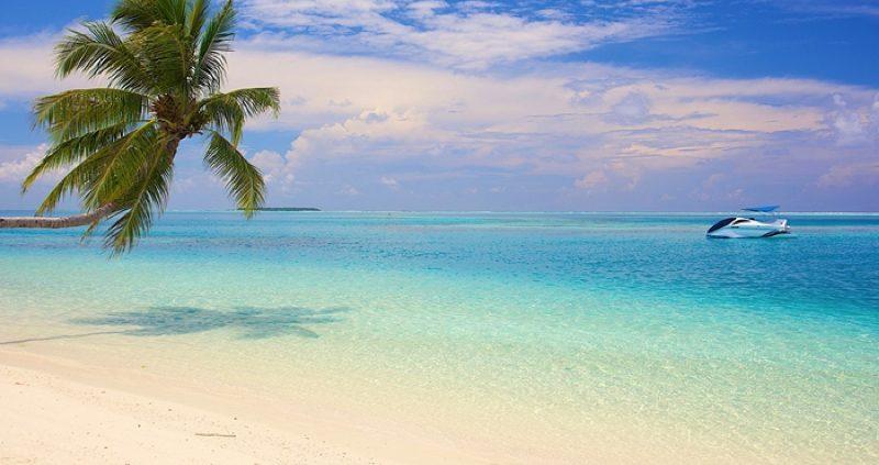 Conrad Maldives Rangali Island Beach
