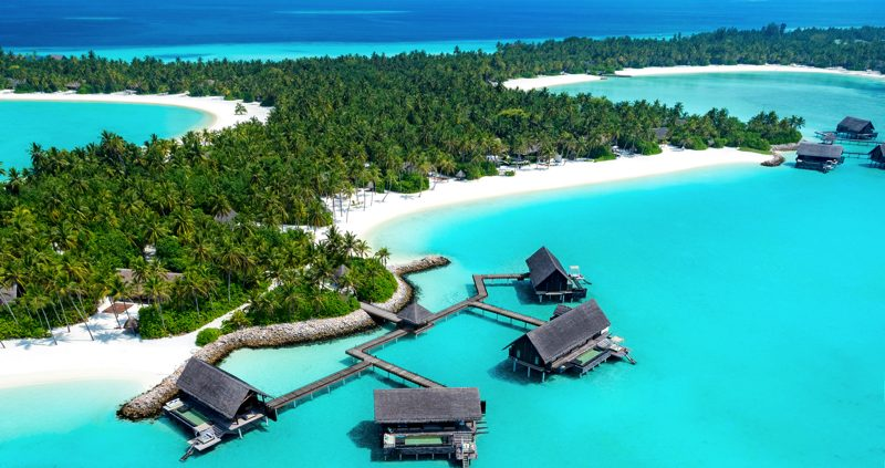 One and Only Reethi Rah water villas
