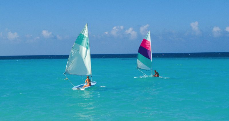 watersports on Biyadhoo Island Resort