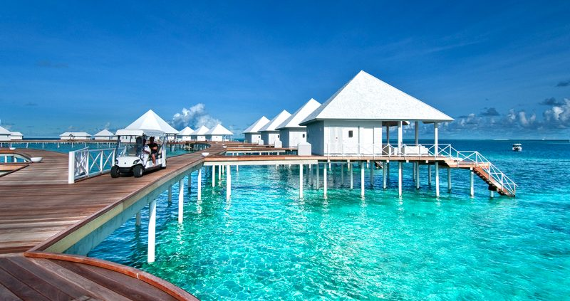 Diamonds Resorts Maldives - Thudhufushi water villas