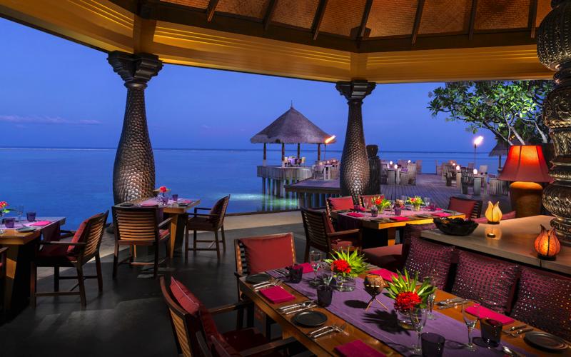 FS Kuda Huraa Maldives Restaurant
