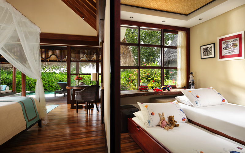 2 bedroom villa at Four Seasons Kuda Huraa