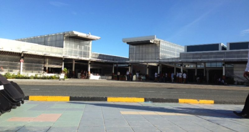 Male airport