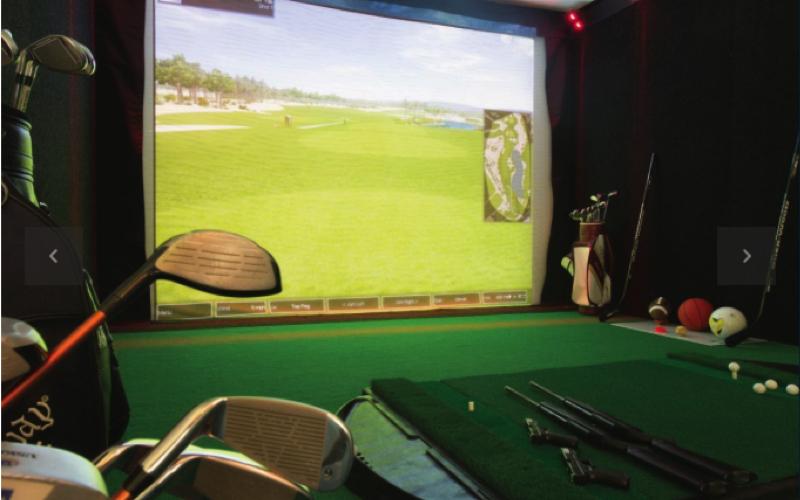 Simulator Room, Niyama Private Islands