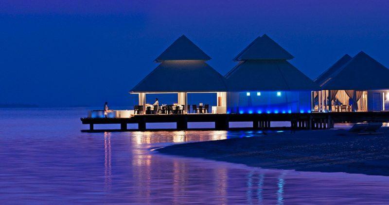 Diamonds Resorts Maldives - Athruga over water restaurant