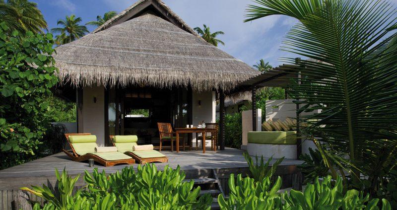 Coco Bodu Hithi beach villa