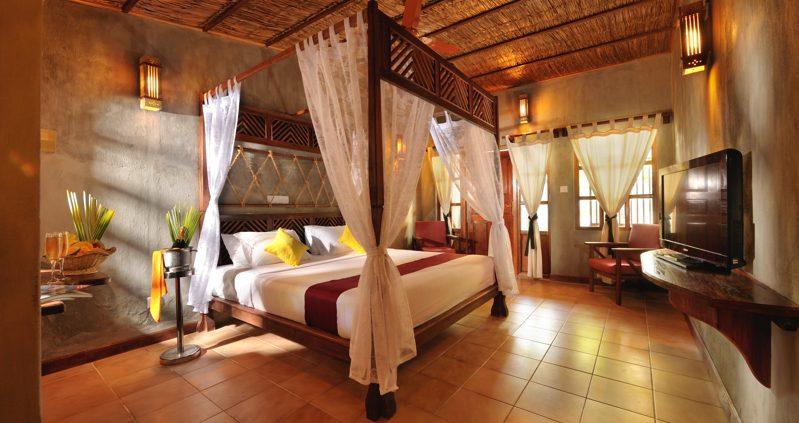 Fun Island Resort Maldives interior villa