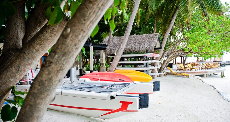 Angsana Resorts Maldives- Ihuru watersports centre