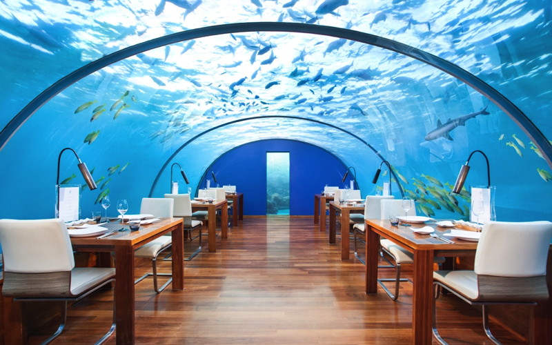 Top 25 luxury resorts Maldive - Conrad Maldives Rangheli Island