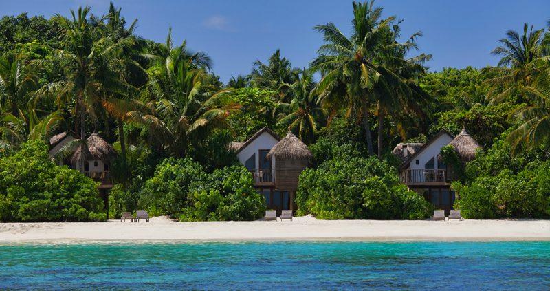 Soneva Fushi Island Resort - Beach villas