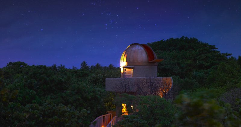 Soneva Fushi Observatory, Maldives