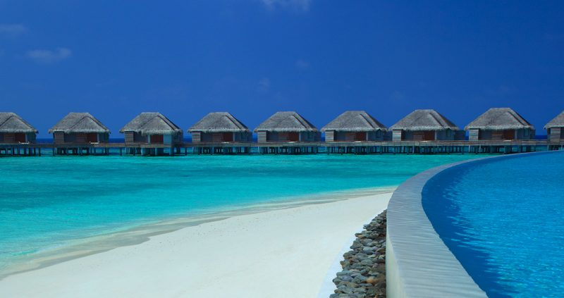 Dusit Thani Maldives Water Villas