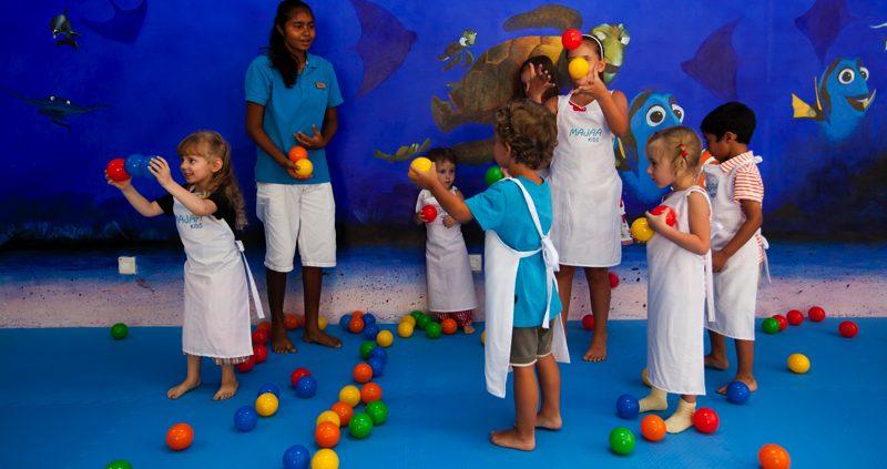 Kurumba Island Maldives kids club