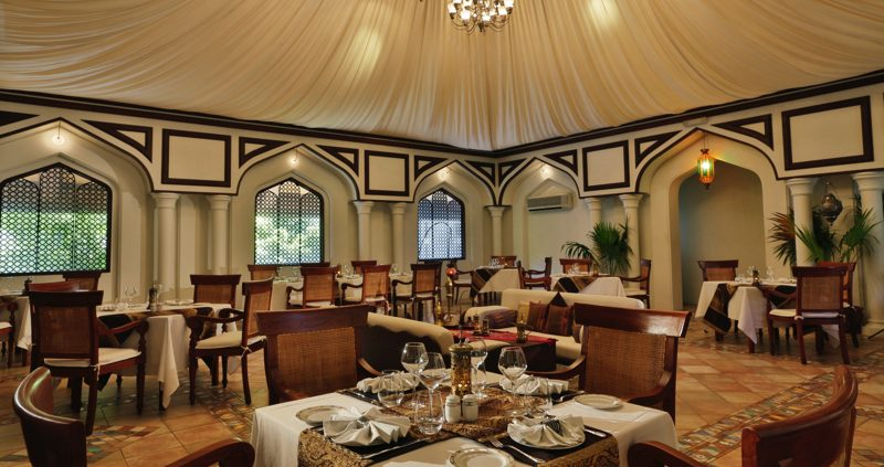 Arabian Kurumba Restaurant