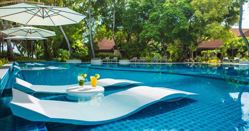 Kurumba Island Maldives pool