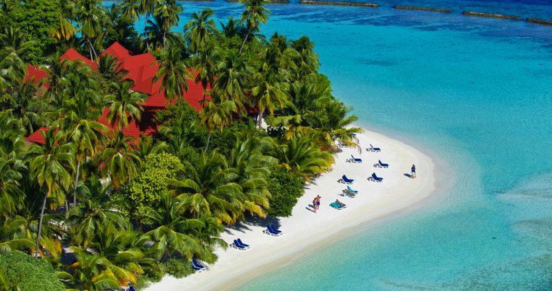 Kurumba island Maldives - Beach