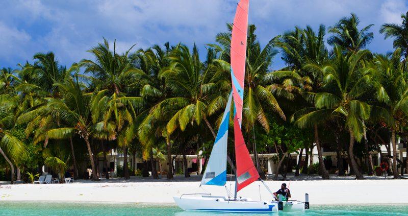 Kurumba Island Maldives watersports