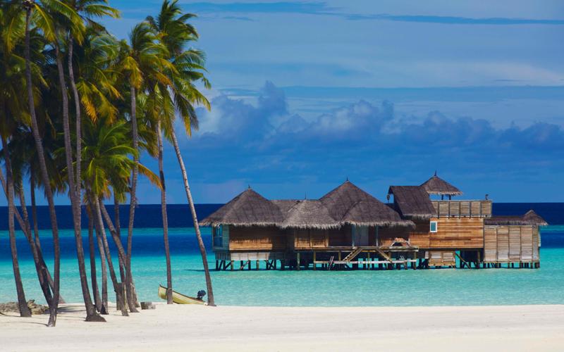 Top 25 luxury resorts Maldives - Gili Lankanfushi