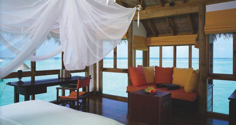 Gili Lankanfushi Resort Maldives villa suite