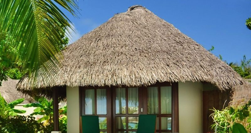 Sheraton Maldives Full Moon cottage with pool