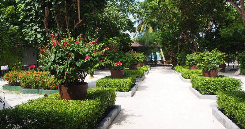 Garde at Embudu Island Resort Maldives