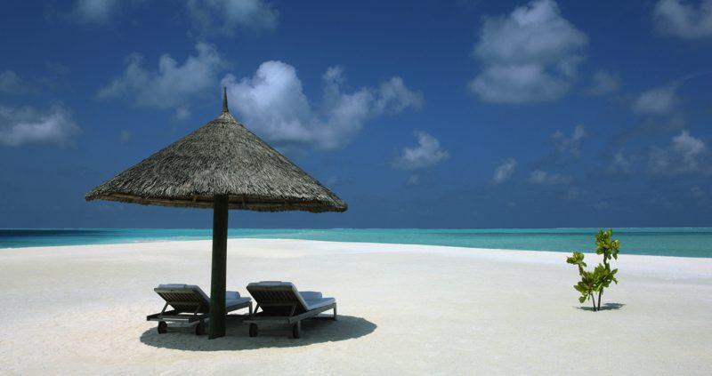 Cocoa Island Resort Maldives Beach