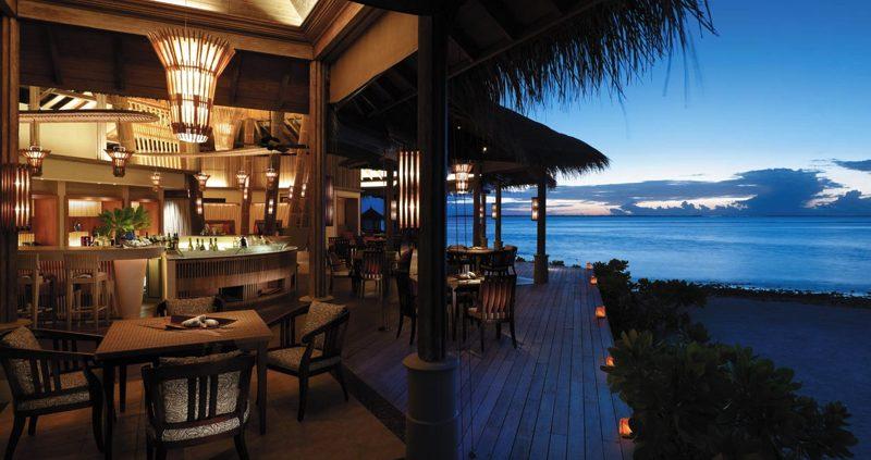 Fashala's Restaurant at Shangri-Las Villingili Maldives