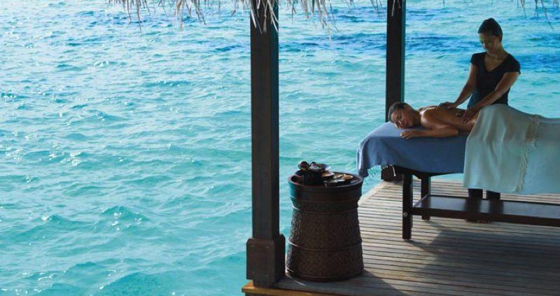 CHI Spa, at Shangri-La's Villingili Maldives
