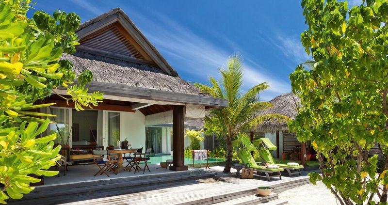 Beach Villa at Naladhu Island