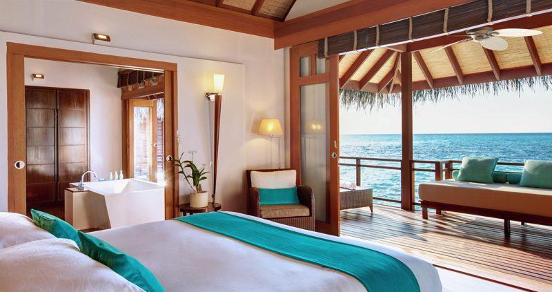 Water Villa, LUX Maldives
