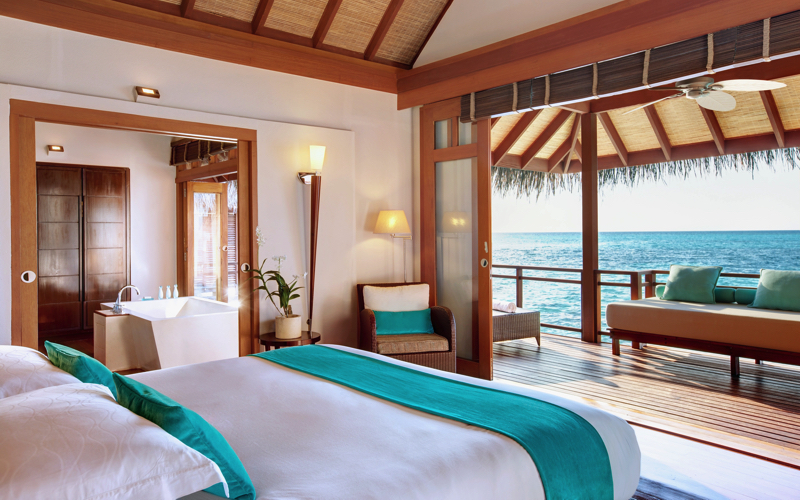 Water Villa at LUX Resorts Maldives - South Ari Atoll