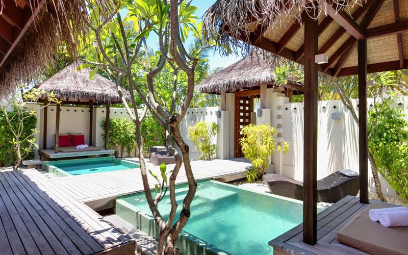 Spa at LUX Resorts Maldives