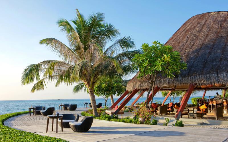 Restaurant at LUX South Ari Atoll