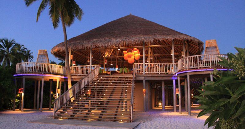 Six Senses Laamu Maldives - Leaf Restaurant