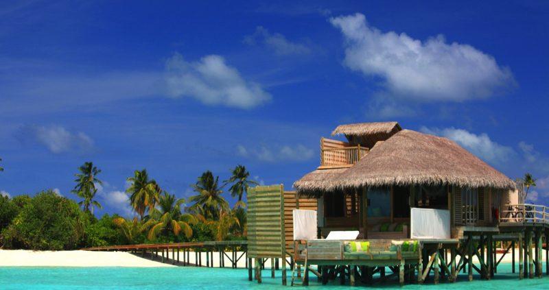 water Villas at Six Senses Laamu Maldives