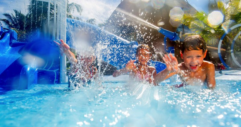 Kids Clubs in the Maldives