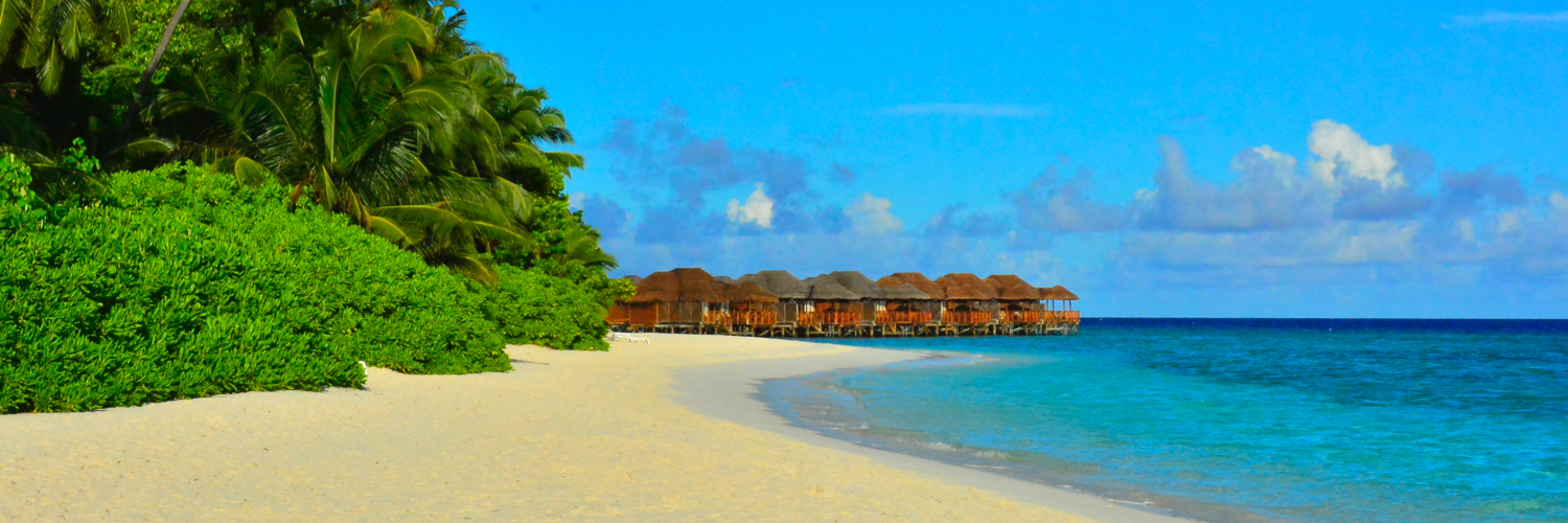 Fihalhohi Island Resort Maldives - Water villas banner - Mainly ...