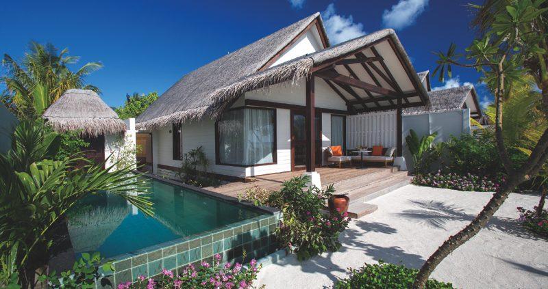 OZEN Resort Maldives - Beach Villa with Pool