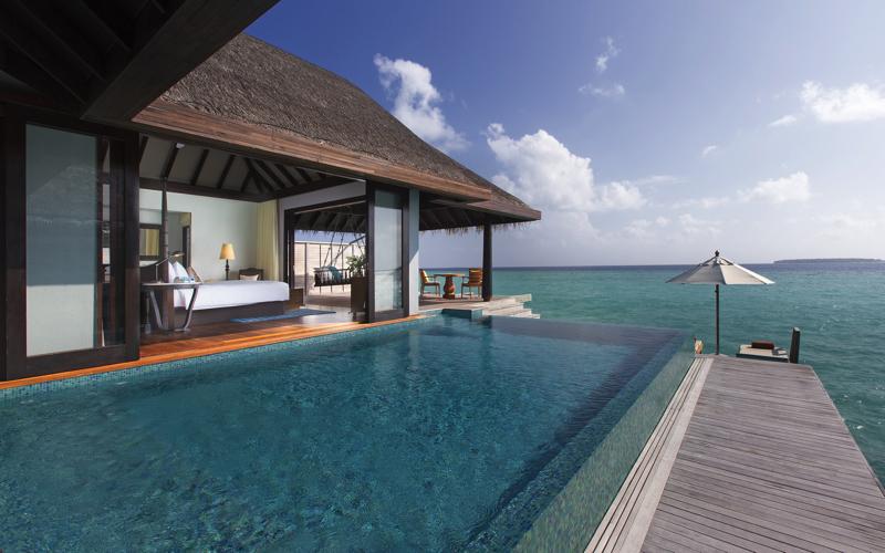 Anatara Kihavah Villas - Anantara resorts Maldives
