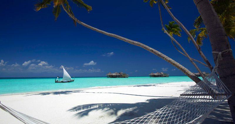 Gili Lankanfushi Resort Maldives beach view