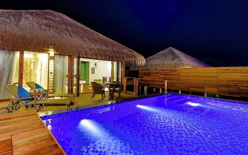 Cocoon Hospitality - Pool villa