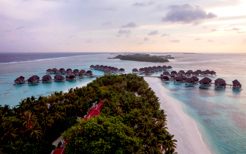 Water villasat Club Med Kani Maldives