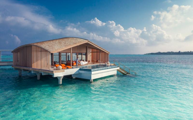 Spa at Club Med Finolhu Villas Maldives