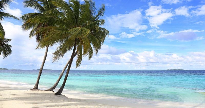 Amilla Fushi Maldives - beach